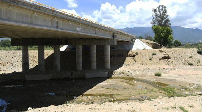 Saqueo y contaminación devastan el río Atoyac en Oaxaca (El Imparcial)