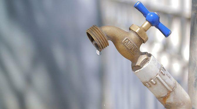La Zona Dorada de Tampico se quedará sin agua (Milenio)