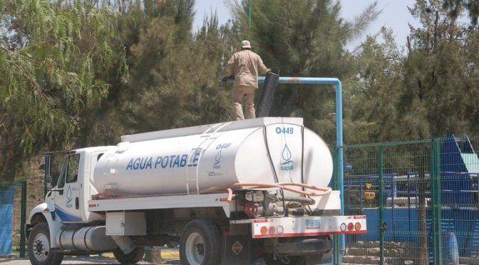Guanajuato: Invierten en líneas estratégicas de la red de agua (El Sol de León)