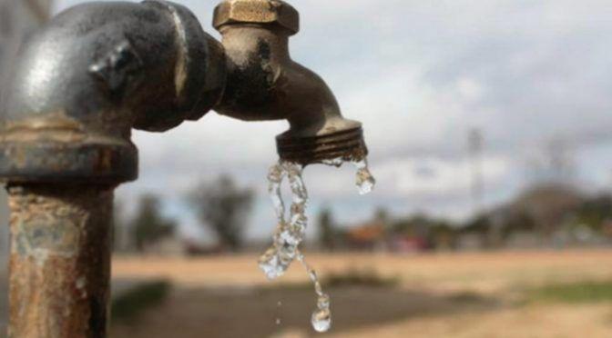 Se intensifica la crisis de agua en Michoacán; Morelia, a un paso del colapso (La Voz)