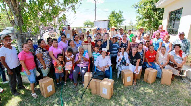 Tamaulipas: Entregan filtros de agua a residentes de comunidades rurales en Altamira (Reporte Noreste)