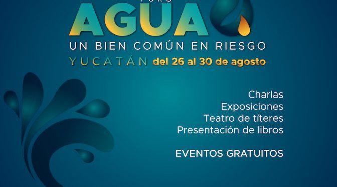Yucatán: El agua de la Península, un recurso en riesgo (Yucatán a la mano)