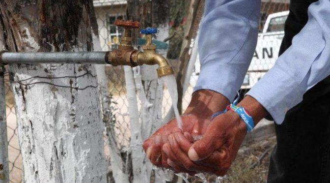 Guanajuato: Uso y cuidado del agua debe replantearse: CEAG (Milenio)