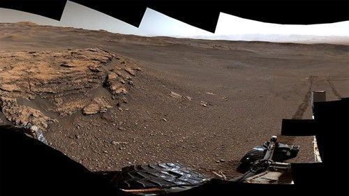 El rover Curiosity descubre una compleja historia del agua en Marte (Europa Press)