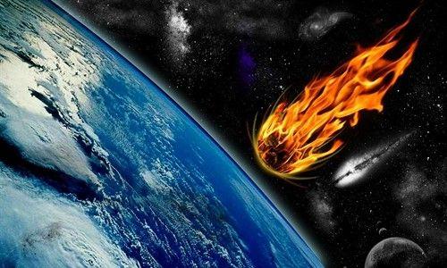 Un 60 por ciento del agua en la Tierra proviene de meteoritos (europa press)
