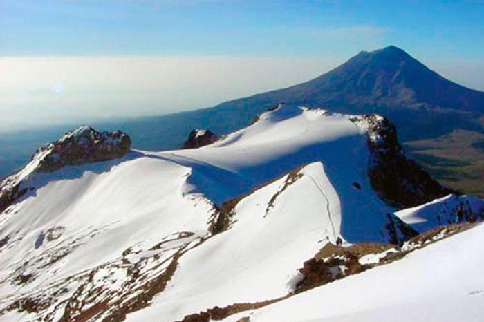 Sufre la Tierra retroceso de glaciares (Gaceta UNAM)
