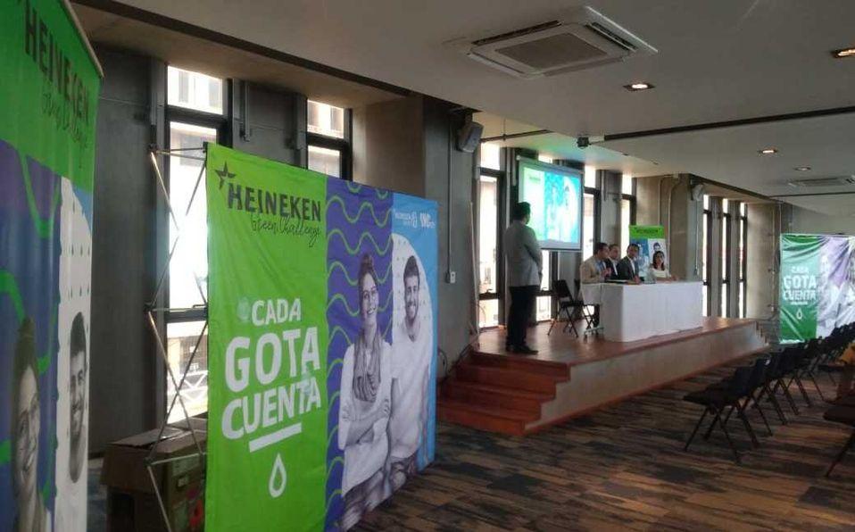 Nuevo León: Heineken busca emprendedores del cuidado del agua (Milenio)