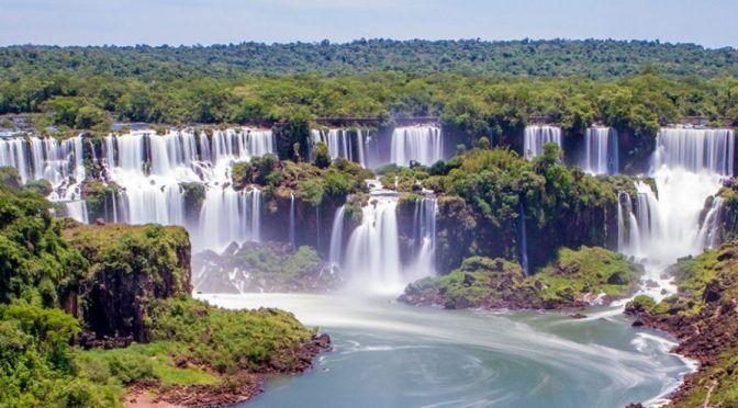 Los 10 países con mayores reservas de agua dulce (Ecoportal)