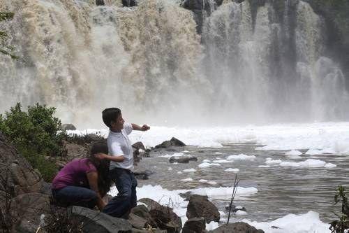 En 11 años, mil 293 decesos por polución del río Santiago, en Jalisco (La Jornada)