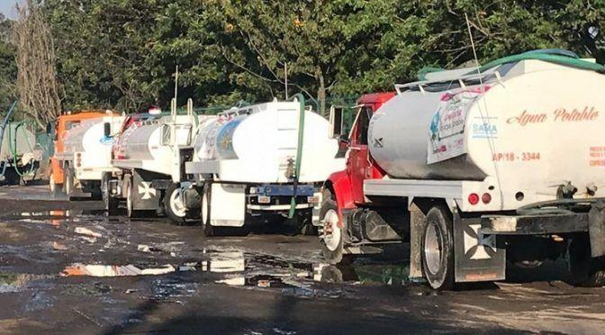CDMX: pérdidas de hasta 10 mil 400 mdp en un año por corrupción en torno al agua (La Jornada)