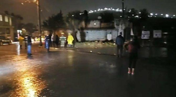 Estado de México: Ante el alza del nivel del agua, activan protocolos en presa El Ángulo (La Jornada)