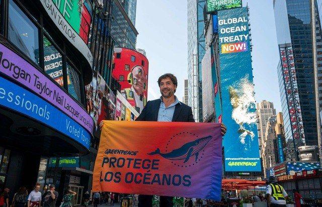 Nueva York: Javier Bardem exige en la ONU un tratado para proteger los océanos (La Jornada)
