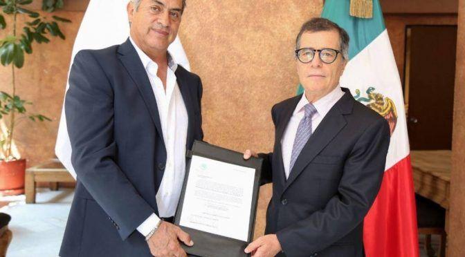 CDMX: Gestiona Bronco con Hacienda recursos para tren ligero y presa Libertad (Publimetro)