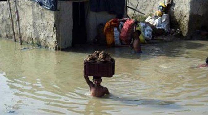 Catastróficas inundaciones al norte de India dejan al menos 30 muertos (Tribuna)