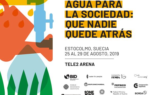 Suecia: Semana Mundial del Agua 2019 (CAF)