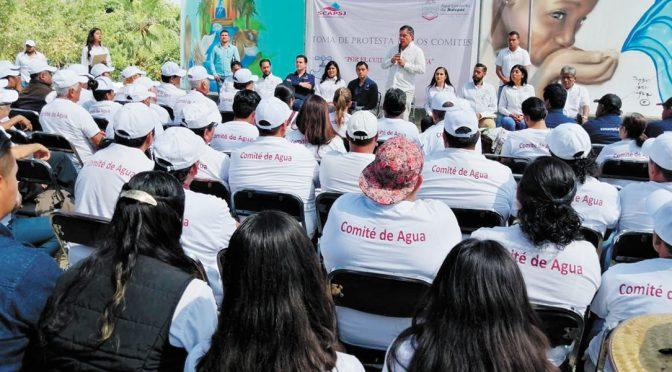 Morelos: Involucra SCAPSJ a ciudadanos en el cuidado del agua (Diario de Morelos)