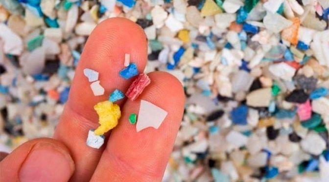 Joven irlandés idea proyecto para extraer microplásticos del agua (Diario Rotativo)