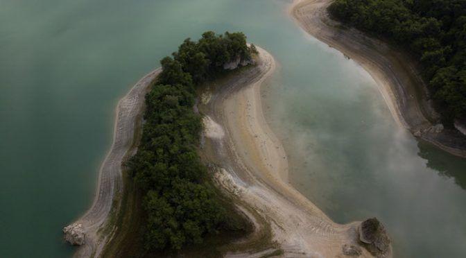 Chiapas: Más lagunas y ríos de la Selva serían afectados por sequía (El Siete)