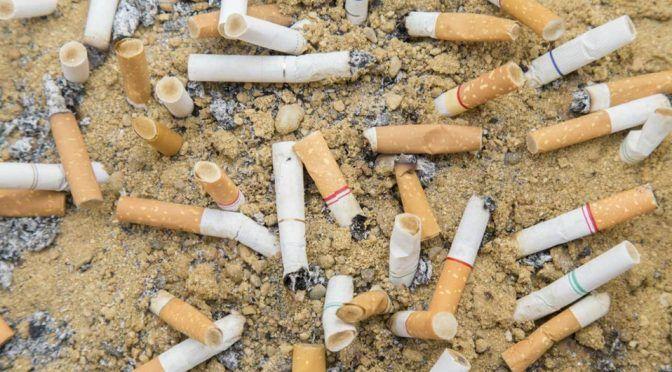 Ciudad Madero: Sacan 27 mil colillas de cigarro en playa Miramar (Milenio)