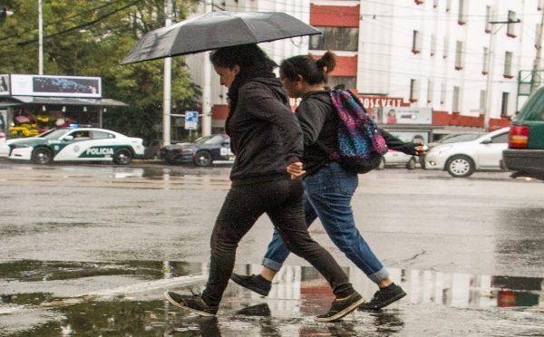 CDMX: Alerta Amarilla por lluvia en nueve alcaldías de Ciudad de México (El Heraldo de México)