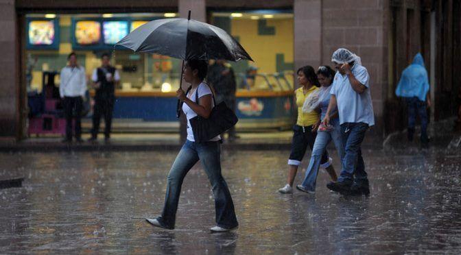 México: Se mantiene pronóstico de lluvias intensas en Oaxaca y Chiapas (20 minutos)