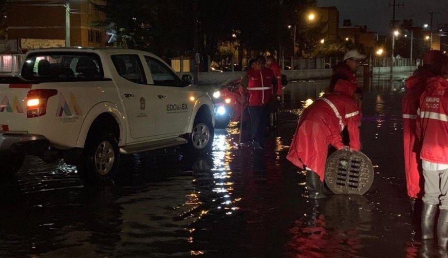 Jalisco: Estragos y afectaciones de la lluvia en el AMG (Milenio)