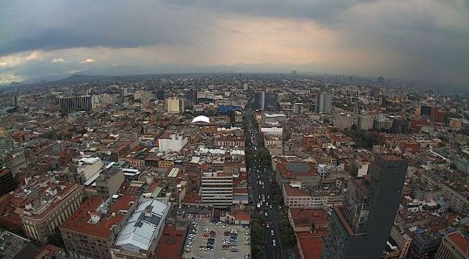 CDMX: Seguirán las lluvias con posibles granizadas  (Televisa.news)