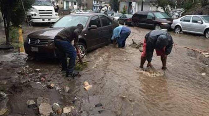 Valle de México: Afectadas 59 viviendas en Atizapán y Nicolás Romero por inundaciones (La Prensa)