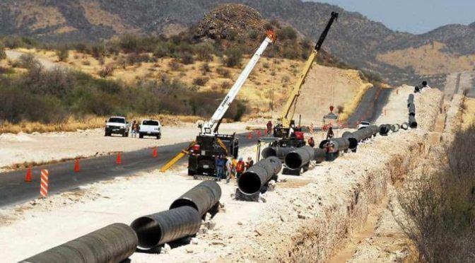 Nuevo León: Denuncian a funcionarios federales y del estado por la presa Libertad (inforural)