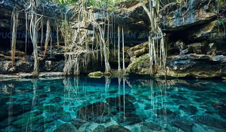 Yucatán: Cenotes continúan siendo presa de la basura (gda)
