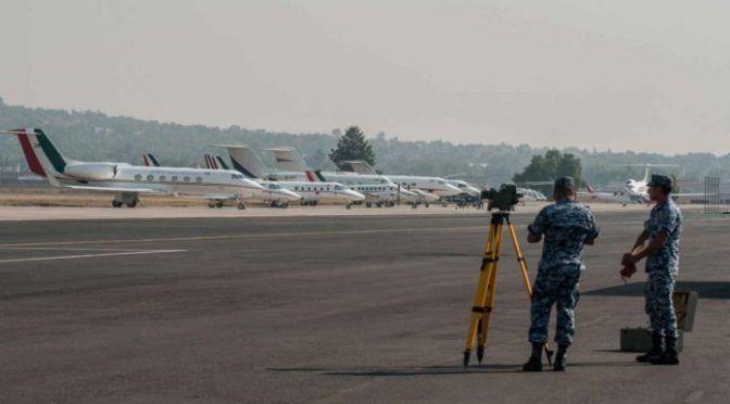Hidalgo: Avalará Conagua abasto hídrico para aeropuerto (Independiente)