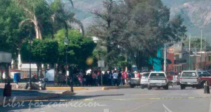 """Hidalgo: en el pueblo mágico de Zimapán no """"aparece"""" el agua potable (El Independiente de Hidalgo)"""