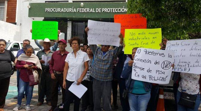 Jalisco: Habitantes de Santa Cruz de las Flores denuncian contaminación ante Profepa (El Occidental)