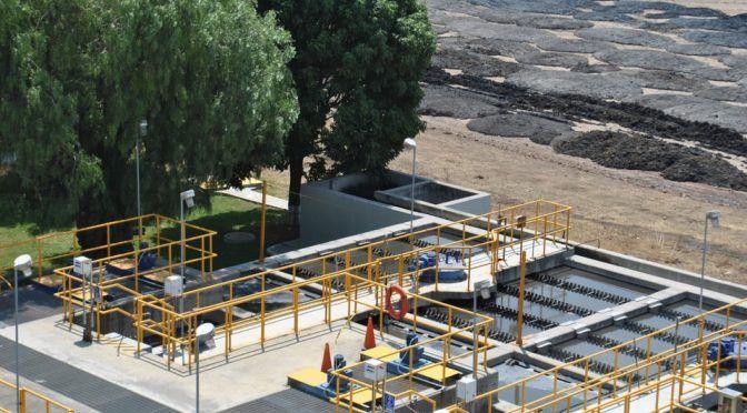 Puebla: Descarta Agua de Puebla ser causante de la nube de espuma tóxica (Milenio)
