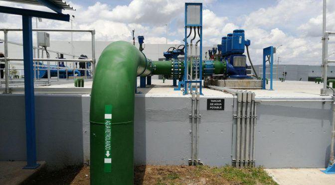Guadalajara: Inauguran planta potabilizadora en Tlajomulco (Milenio)