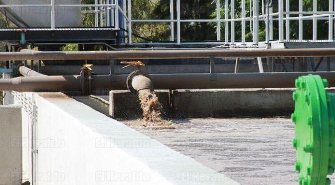 Aguascalientes: Se desperdicia el 65 % del agua tratada (El Heraldo)