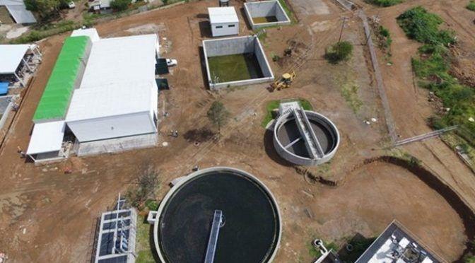 Aguascalientes: Hay diversas opciones para aprovechar el agua tratada (El Heraldo)