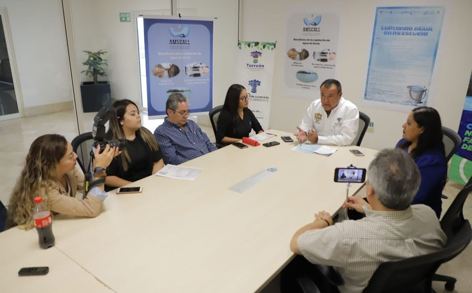 Coahuila: Invitan a estudiantes a crear proyectos para utilizar agua de lluvia (Milenio)