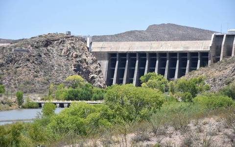 Chihuahua: Presa Las Vírgenes apenas al 32% de capacidad (El Sol de Parral)