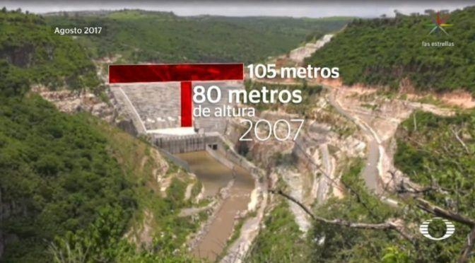 Presa El Zapotillo aliviaría abasto de agua, pero desaparecería comunidades, en Jalisco (Noticieros Televisa)