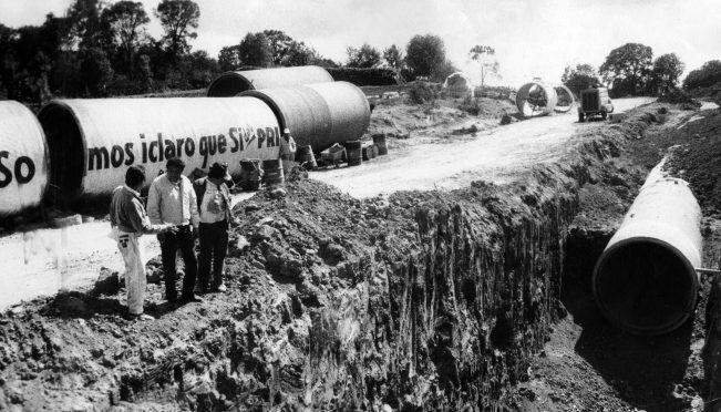El Sistema que calma la sed de la Ciudad de México (El Universal)