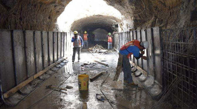 Puebla: Invierten 356 MDP en obras de saneamiento de aguas residuales y bóvedas (Milenio)