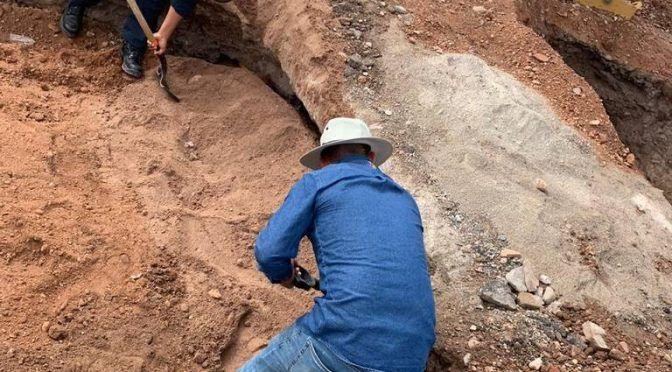 Chihuahua: Concluye Junta de Agua trabajos de reparación de colector en el Centro (El Heraldo de Chihuahua)