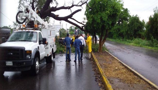 Sinaloa: Se mantiene suspensión de clases en seis municipios por lluvias (El Universal)