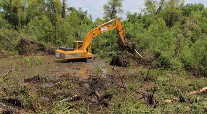 En Guasave plantean construir represa en el río Sinaloa (Noroeste)