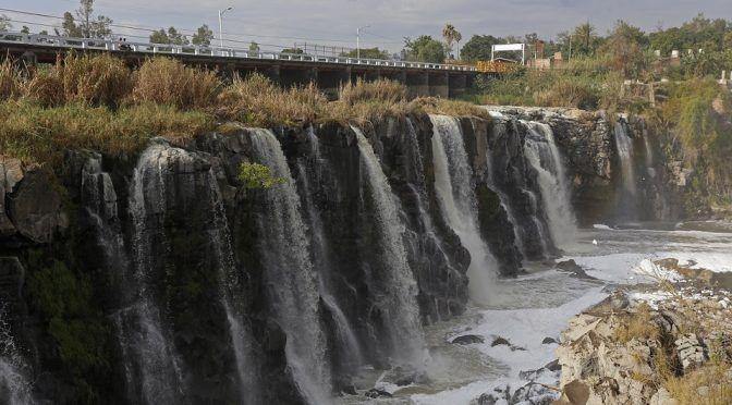 Guadalajara: Río Santiago, contaminación desde hace más de 20 años (Milenio)
