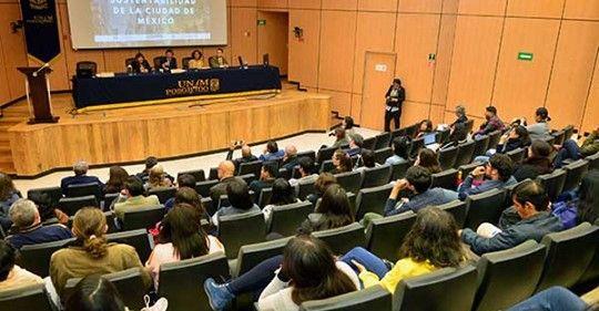 CDMX: Encabeza la UNAM iniciativa para avanzar hacia la sustentabilidad (DGCS)