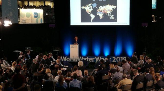 Semana Mundial del Agua: Empresas se comprometen a usar mejor el agua (Futuro Verde)