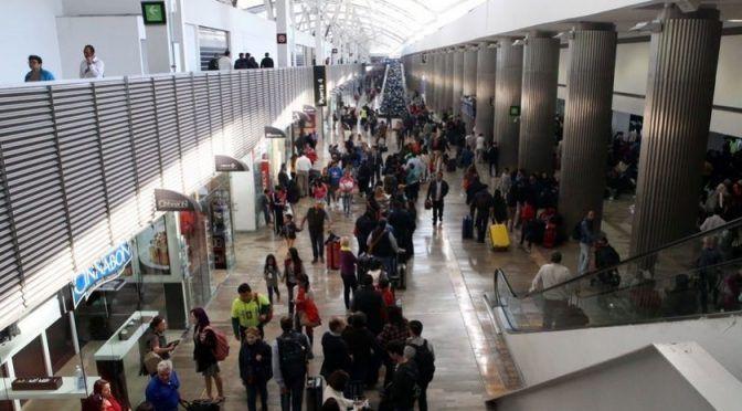 CdMx: Sufre Aeropuerto desabasto de agua y requiere 38 pipas diarias (AM)