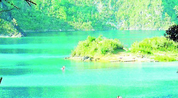 Chiapas: Por tala de árboles, sequía de Lagunas de Montebello (Diario de Chiapas)